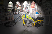 Randall Branham - Harley Operating Room