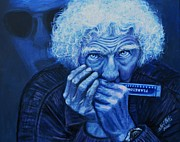 Creepy Originals - Harmonica Man by Shirl Theis
