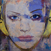 Mujer Prints - Harmony Print by Michael Creese