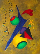 Miro Prints - Harmony Print by Pamela Allegretto