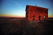 Haying Photos - Harney County Oregon Homestead by Michele AnneLouise Cohen