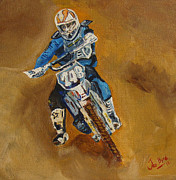 Joe Byrd - Harold Glissen Motorcross