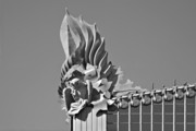 Classical Photos - Harold Washington Library Chicago by Christine Till