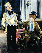 Brothers Prints - Harpo in The Cocoanuts Print by Edward Draganski