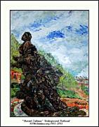 Harriet Tubman-underground Railroad Print by Keith OBrien Simms