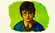 Parvez Sayed - Harry Potter Painting