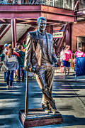 Citizens Bank Park Photos - Harry The K by JD Ollis