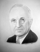 Democrat Originals - Harry Truman by Kendrick Roy