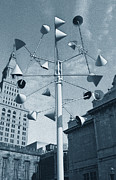 Whirligig Prints - Hartford Art and Architecture Print by Tony Ramos