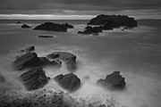 Atlantic Ocean Framed Prints - Hartland Quay Framed Print by Ruben Vicente