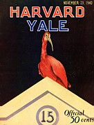 Reproductions - Harvard - Yale  1940