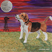 Mike Nahorniak - Harvest Moon Beagle
