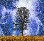 Harvest Storm Print by Dan Sproul