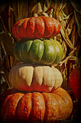 Catherine Fenner Prints - Harvest Tower Print by Catherine Fenner