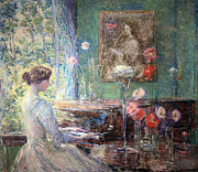 Hassam's Improvisation Print by Cora Wandel