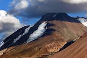 Randall Branham - Hat on Mt Rainier