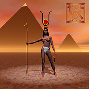 Walter Oliver Neal - Hathor 2