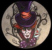 Hatter Print by Shari Mallinson