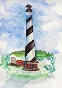 Sandi Stonebraker - Hatteras Lighthouse