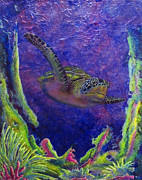 Christine Cholowsky - Hattie The Honu