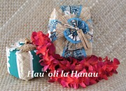 Mary Deal Prints - Hau oli la Hanau Print by Mary Deal