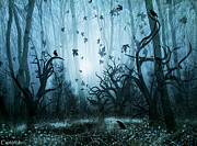 Carlotta Ceawlin - Haunted Forest