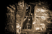 The Haunted House Photo Prints - Haunted House Print by David Arment