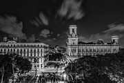 Poverty Framed Prints - Havana by Night Framed Print by Erik Brede