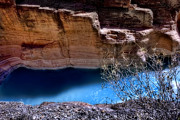 Grand Canyon Digital Art - Havasu Creek by Ellen Lacey
