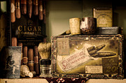 Have A Cigar Print by Heather Applegate