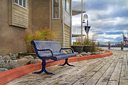 Saint John Posters - Have a Seat Poster by Betsy A Cutler East Coast Barrier Islands