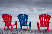 Ron Pettitt Prints - Have a Seat Print by Ron Pettitt