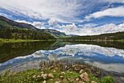 Haviland Lake Colorado Print by Michael Walborn