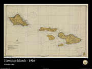 Adelaide Images - Hawaiian Islands - 1916