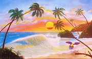 Amy LeVine - Hawaiian Paradise