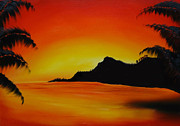 James Dunbar - Hawaiian Sunset #3