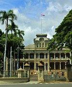 Lili Photos - Hawaiis Iolani Palace by Craig Wood