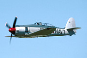 Brian Lockett - Hawker Sea Fury NX51SF...