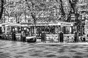Steve Purnell - Hayes Island Snack Bar Cardiff mono