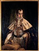 Hayez Francesco, Portrait Of Emperor Print by Everett