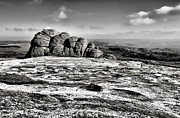 Pete Hemington - Haytor in Winter