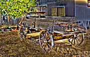 Bill Alexander Acrylic Prints - HDR trailer Acrylic Print by Bill Alexander
