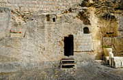 Tomb Photos - He is Risen by David Morefield