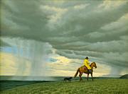 Heading Home Print by Paul Krapf