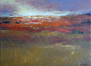 Contemporary Originals - Heading West 6 by Melody Cleary
