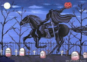 Lila Fleetwood Spence - Headless Horseman Rides...