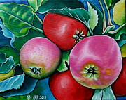 Na Liu - Healthy-Apples