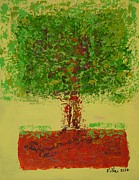 Pallet Knife Prints - Healthy Belief Print by William Killen