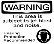 Karyn Robinson - Hearing Protection Recommended