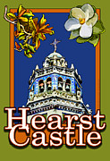 Michelle Scott - Hearst Castle in San...